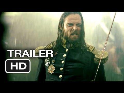 Cinco De Mayo La Batalla Official Trailer 1 (2013) Angélica Aragón War Movie HD