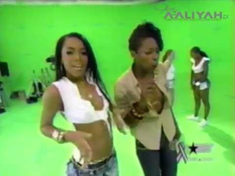 "Aaliyah - ""Rock The Boat"" BET Access Granted [Aaliyah.pl]"
