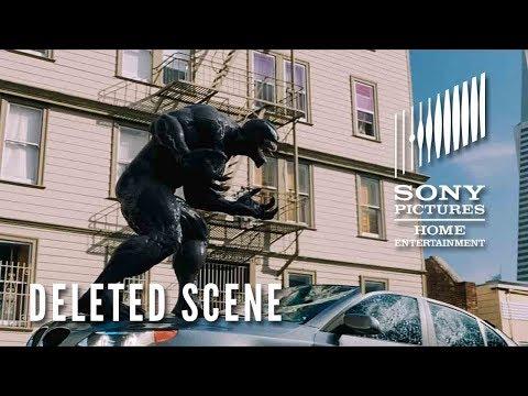 VENOM: Car Alarm DELETED SCENE Sneak Peek! Now on Digital!