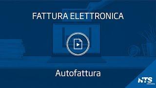 Consolle: menù fatture ricevute-GSE - Autofattura