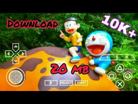 20mb Doraemon Nobita Ppsspp Game For Android Iso Download Now 5 Minute Me Youtube