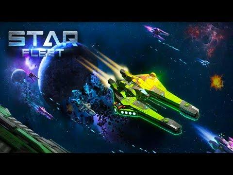 Star Fleet-Galaxy Warship [Android/iOS] Gameplay ᴴᴰ