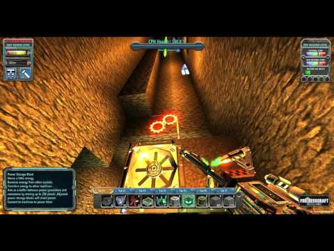 FortressCraft Evolved part 6: Getting Power Further Down Under and More Smelters
