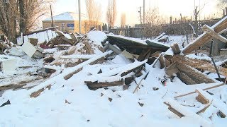 В Волгограде прокуратура проводит проверку по факту сноса жилого дома