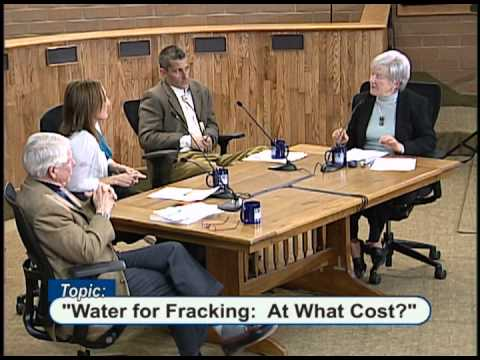 CrossCurrents - Water For Fracking:  At What Cost?