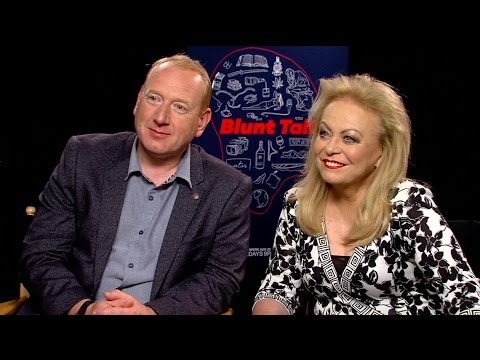 "Adrian Scarborough and Jacki Weaver Talk 'Blunt Talk' and Play ""Save or Kill"""