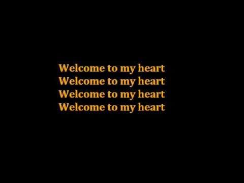 Welcome to my heart - Backstreet Boys lyrics