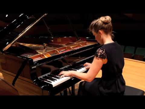 Ottavia Maria Maceratini, Beethoven, Moonlight Sonata, 1st Movement