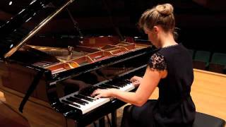 Ottavia Maria Maceratini, Beethoven, Moonlight Sonata, 1st Movement