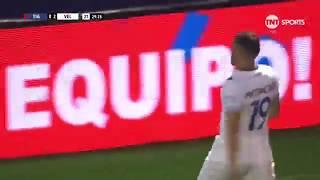 GOL DE ROMERO | TIGRE vs VÉLEZ 0-3 | FECHA 1 | SUPERLIGA