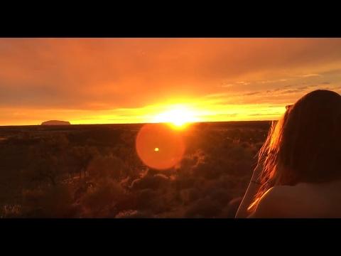 Australia 2015 - Uluru, Kata Tjuta, Kings Canyon trekking / camping nomusic