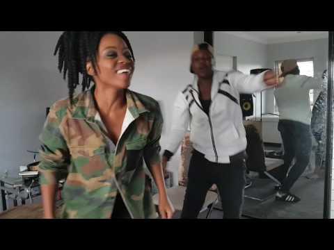 Zanda and Bongo Beats STUDIO SESSION (HAMBA)