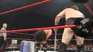 Big Show vs Gene Snitsky