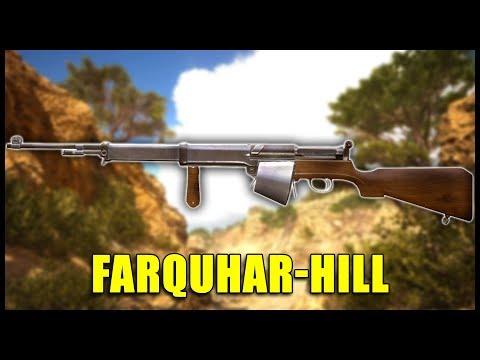 Battlefield 1 - FARQUHAR-HILL Waffen Review ► BF1 Guide (DLC Waffe)