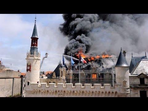 « Reconstruction de l'hôtel de ville à La Rochelle » sur France 3 Poitou-Charentes