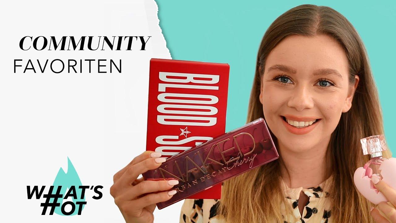 COMMUNITY FAVORITEN - 1 Million Special mit Urban Decay, Jeffree Star & mehr! I #WhatsHot