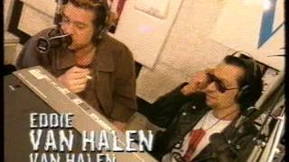 Van Halen Brothers 1995 In Dutch Radio Show (RARE) - Part 1