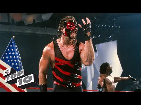 Thumbnail: Kane's funniest moments: WWE Top 10