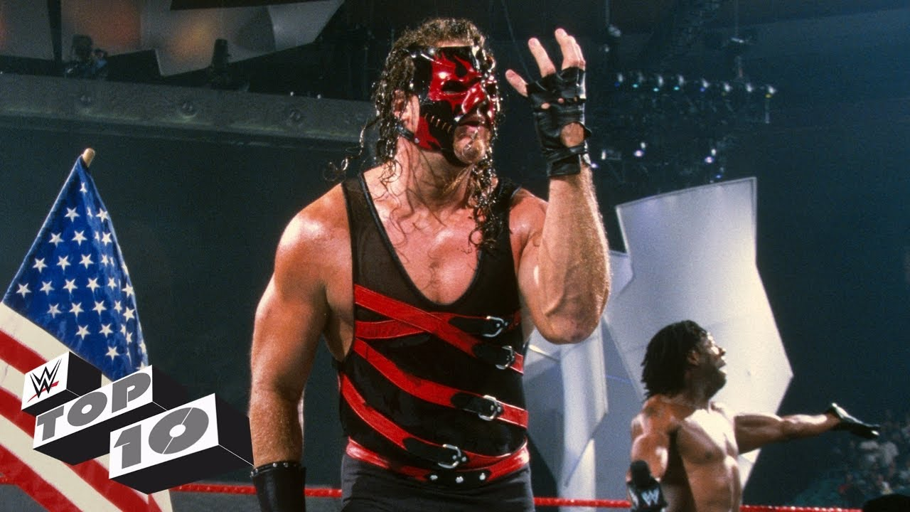Download Kane's funniest moments: WWE Top 10