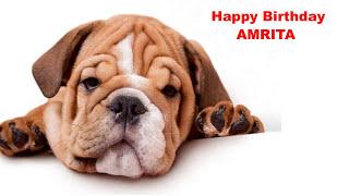 Amrita - Dogs Perros - Happy Birthday