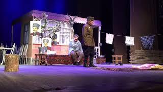 Спектакль «Эркеч Али» КУМЫКСКИЙ ТЕАТР ИМЕНИ А.-П. САЛАВАТОВА