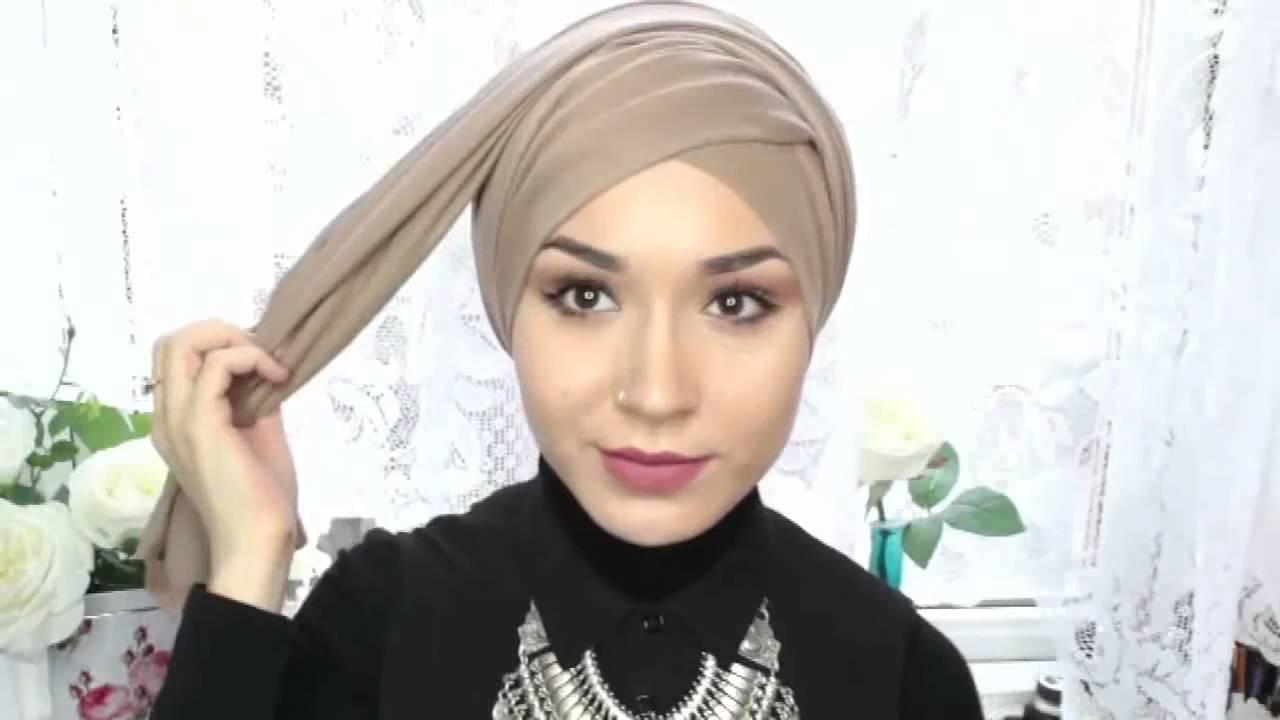 comment nouer son foulard hijab par omaya zein youtube