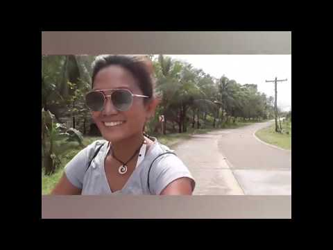 First Solo Motorbike Trip // Siargao, Philippines