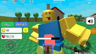 Rie Till You Die - Roblox - Gameplay Jafet Espinoza ?
