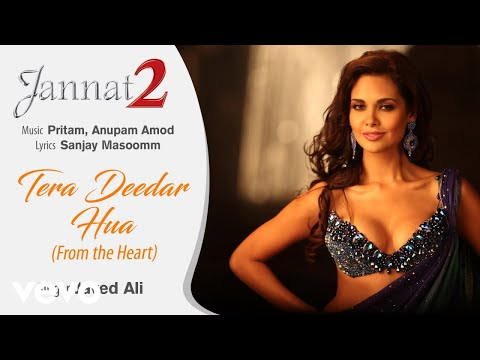 Tera Deedar Hua - From The Heart - Official Audio Song | Jannat 2| Pritam
