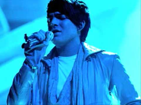 Adam Lambert Idol Mad world Tears for Fears