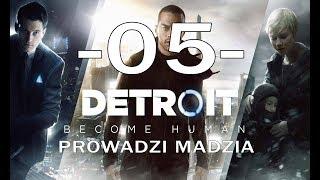 [PS4] Detroit: Become Human #05 - Schronienie i wysypisko