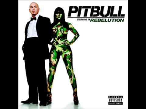 04 Girls - Pitbull  Featuring Kesha with lyrics