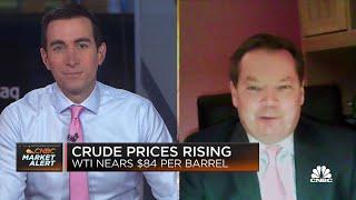 Oil prices definitely going higher near term: Again Capital's Kilduff screenshot 3