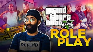 Will Catch em all !  - GTA 5 Role Play Live Stream - Officer Jazzy