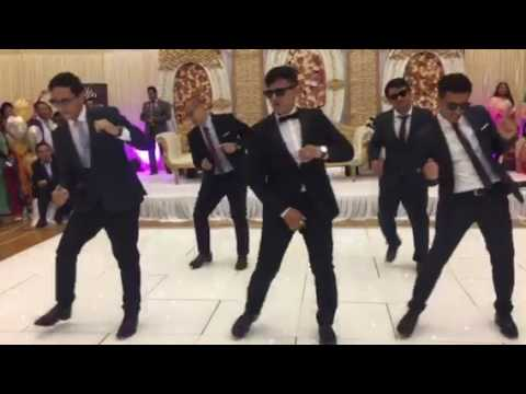 Asian Nepali wedding reception party dance YouTube
