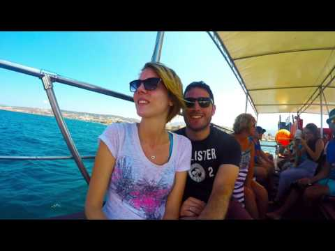 Trip to Chania, Crete - Greece, September 2016 with GoPro