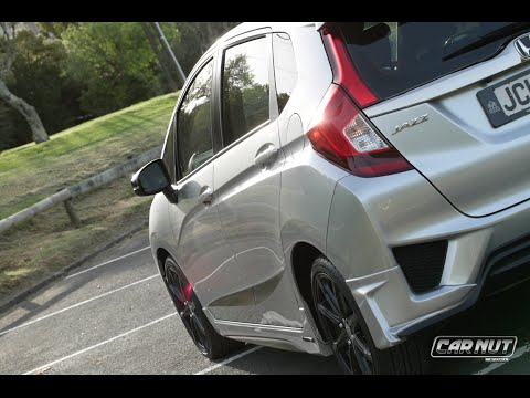 Honda Jazz RS Sport Limited - REVIEW - looks fast...but is it?