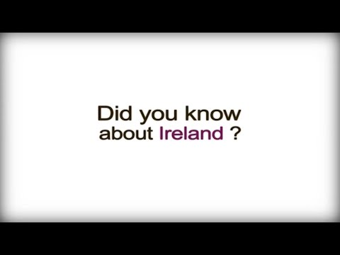 Did you know? - Ireland - Irish Business Culture video