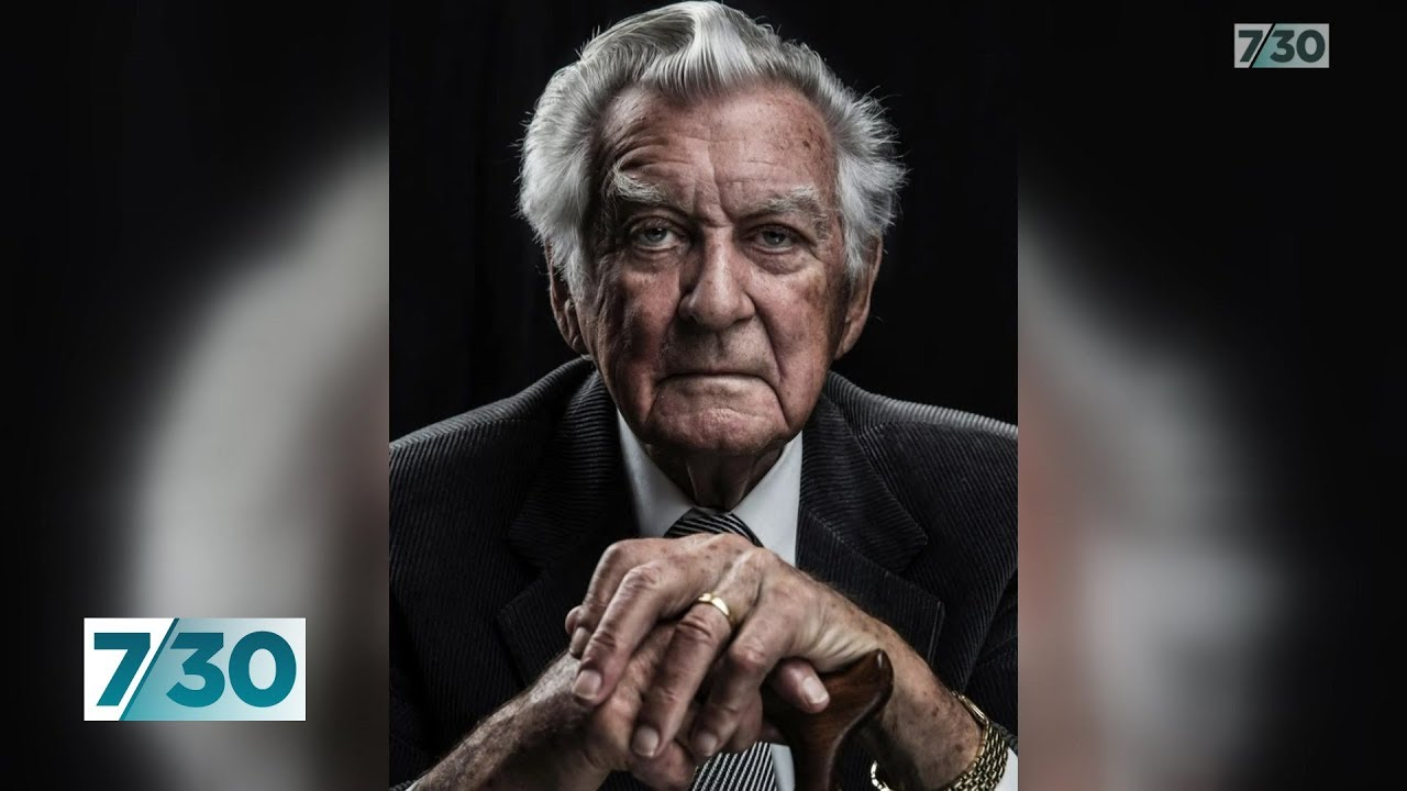 Download Sue Pieters-Hawke shares stories about her father, Bob Hawke | 7.30