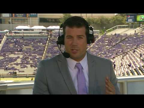 Travis Tannahill Broadcasting Kansas State vs. Florida Atlantic 09/17/2016