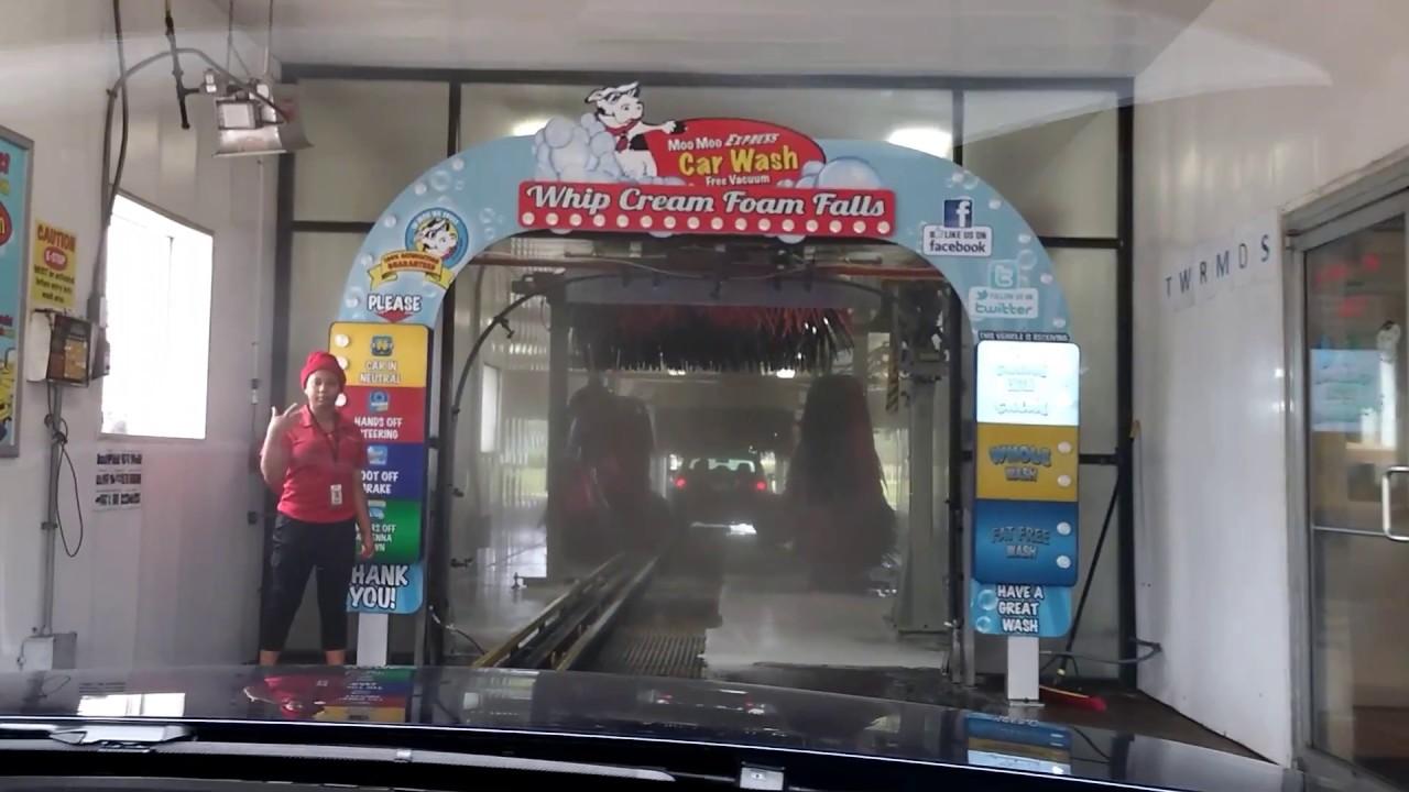 Moo Moo Car Wash In Pickerington Ohio Youtube