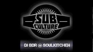 Dj BDR (glitch hop/trapstep/dubstep set) @ Soulkitchen Luxembourg 29-12-12