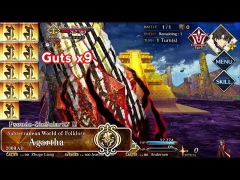 Agartha: Demon Pillar Phenex Meme Fight vs Overcooked French Toast [Fate/Grand Order NA]