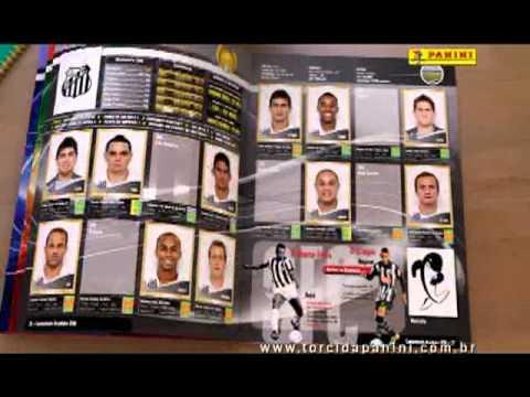 Comercial Album do Campeonato Brasileiro de 2010 - YouTube