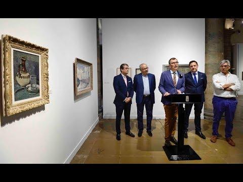 Modigliani y los años de ebullición artística parisina viajan hasta el Almudí
