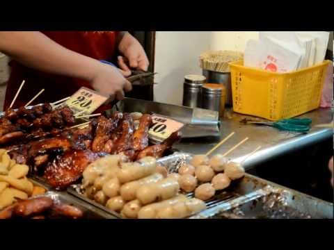 """ABC Lost in Taiwan - #41 - """"Healthy"""" Taiwanese Barbecue"""