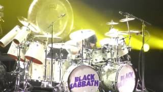 Black Sabbath - Tommy Clufetos Drum solo FULL HD 1080p LIVE Kraków, Tauron Arena, Polska 02.07.2016