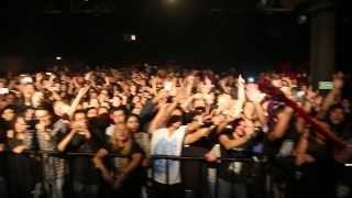 Peter Hook & The Light - Temptation - Filmed live on stage in Mexico City - 30/9/13.