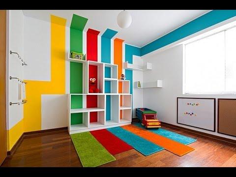 Creative Painting Ideas For Walls - YouTube on Creative:kqmwrvdqiag= Wall Art Ideas  id=16691