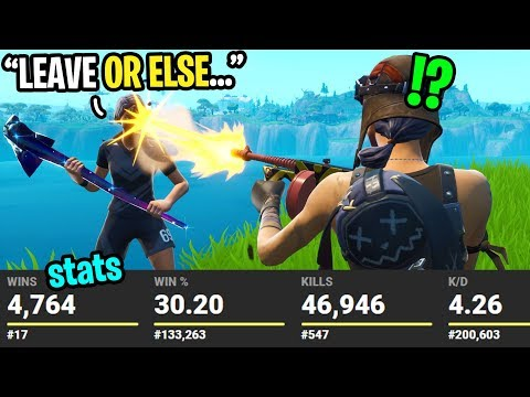 I Played Fortnite After MIDNIGHT And EXPOSED Stats Of Everyone I KILLED... (they're INSANE!)